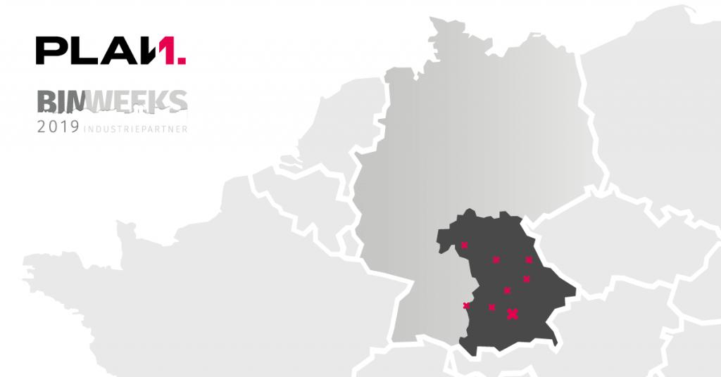 Plan.One BIM Weeks Bayern