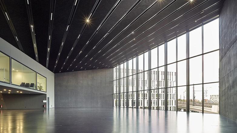 Konstruktion-Pfosten-Riegel-Fassade