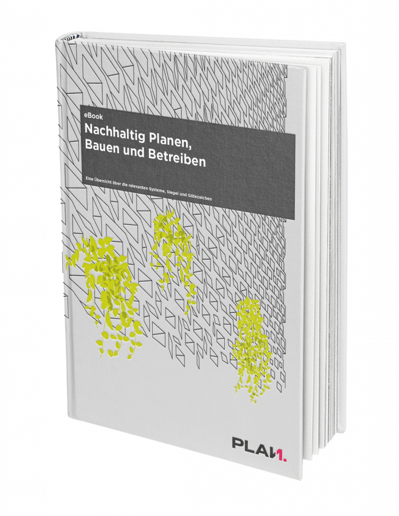 Plan.One eBook nachhaltiges Bauen