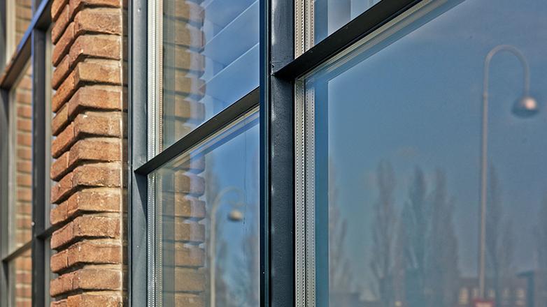 Fenster: Profil Aluminium