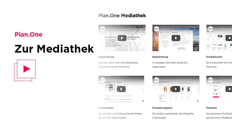 Mediathek Plan.One