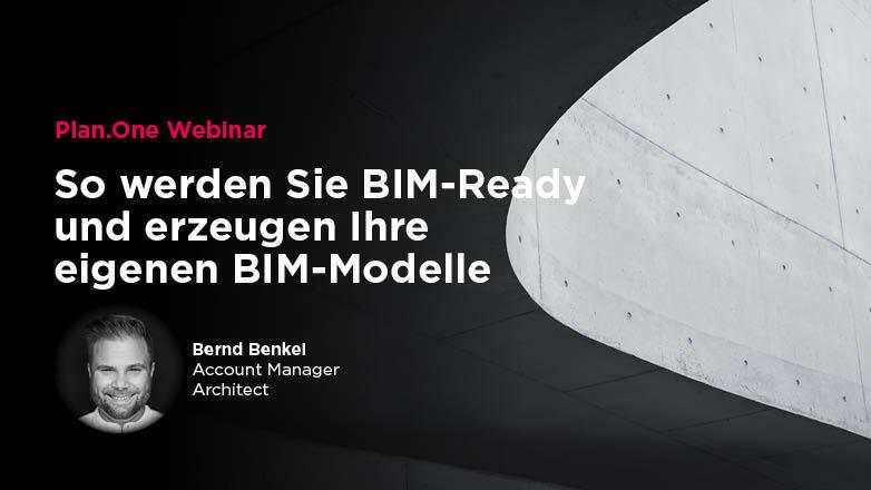 BIM Planung Webinar