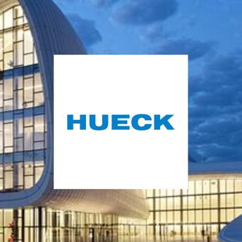 Hueck-Pfosten-Riegeel-Fassade