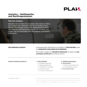 Vorschau-Plan.One-Analytics
