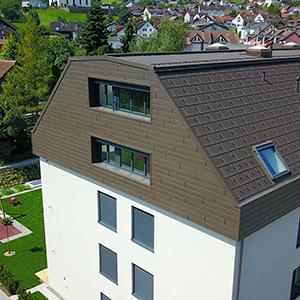 PREFA - Dachplatte R.16